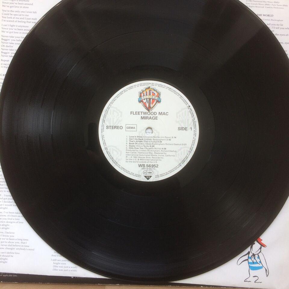 LP, Fleetwood Mac, Mirage