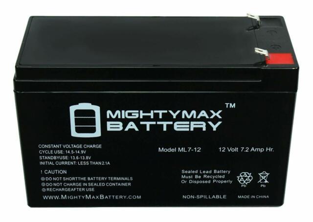 12V Battery For Kids Ride On Car 12 Volt Battery For Power Wheels 12V 7 Amp Hr