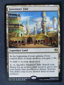 Inventors' Fair - Mtg Magic Cards #MT