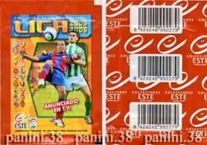 "Pochette SLIM /""LIGA ESTE 2012-2013 SPAIN/"" packet tüte bustina PANINI RARE !"