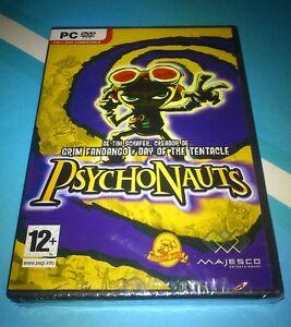 Psychonauts-Nuevo-Precintado-Pc