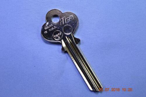 Ilco 1017A keyblank for various Norwalk locks equiv to Norwalk 87