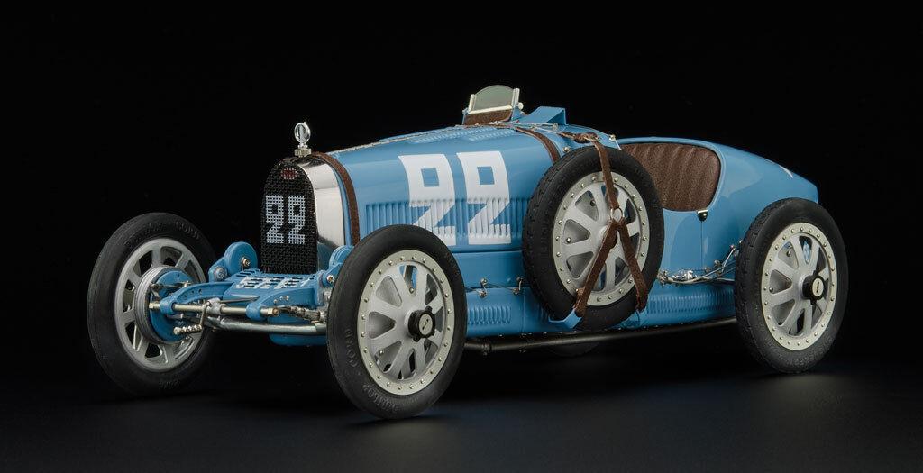 Bugatti t35 nazione color Project-Francia 1924 - 1:18 CMC m-100 b-004    NEW <<