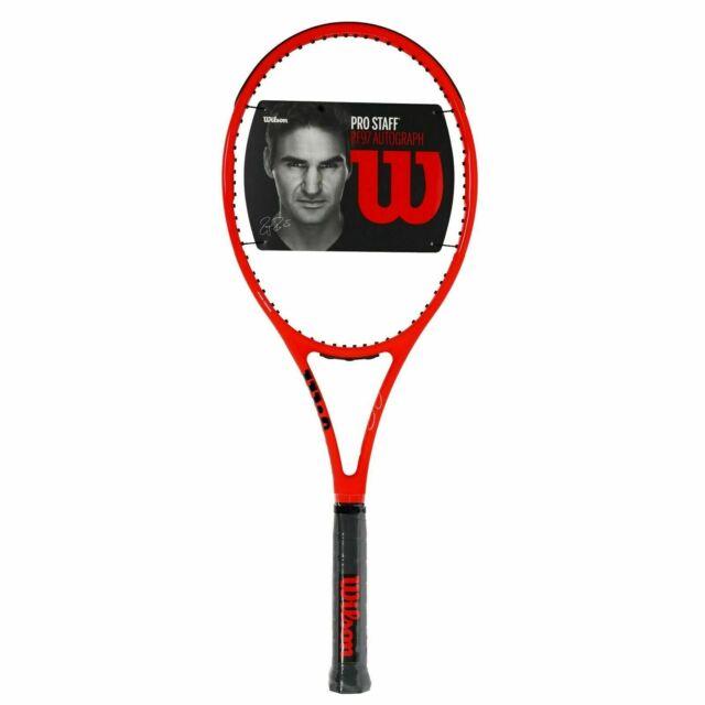 Wilson Pro Staff >> Wilson Pro Staff Rf97 Autograph Federer Laver Cup Edition Tennis Racket 4 1 4