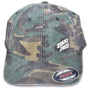 66c1bbde Details about JIMMY JOHN'S Camo FlexFit Hat/Cap (Size L/XL Large/Extra  Large) Yupoong >NEW<