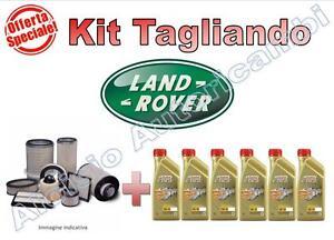 KIT-TAGLIANDO-LAND-ROVER-FREELANDER-2-TD4-SD4-Spedizione-Inclusa-OFFERTA