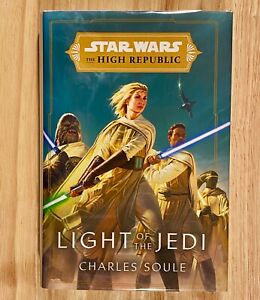STAR-WARS-Light-of-the-Jedi-The-High-Republic-2021-First-Edition-LIKE-NEW