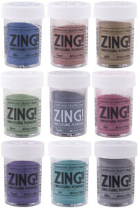 American-Crafts-Zing-Embossing-Powder-Metallic-Finish-Choose-Your-Color