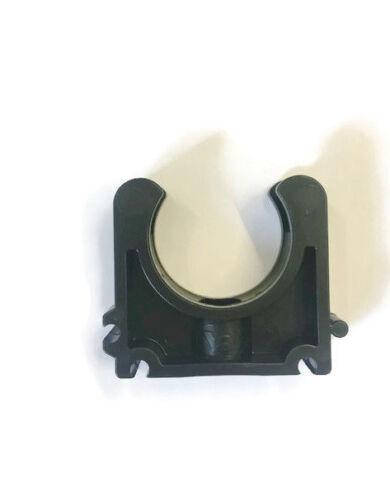 Tube en pvc clips 20mm 25mm 32mm 40mm 50mm 63mm 75mm 90mm 110mm Pack de 10