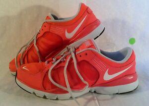 ba340db494c23 Nike TRAINING FLEX TR2 Women s Size 8.5 Running Shoes  511332-601