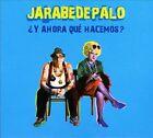¿Y Ahora Qué Hacemos? [Digipak] by Jarabe de Palo (CD, 2011, Sony Music)