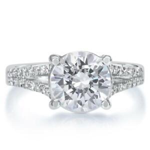 3-85-Carat-Round-Cut-Diamond-Engagement-Ring-VS1-D-White-Gold-14k-6247