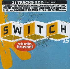 Studio Brussel presents Switch 15 (2 CD)