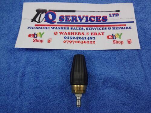 Lavadora a Presión Turbo Boquilla Suttner ST357 Dirt Blaster 11.6 mm Mini Macho Q//Relea