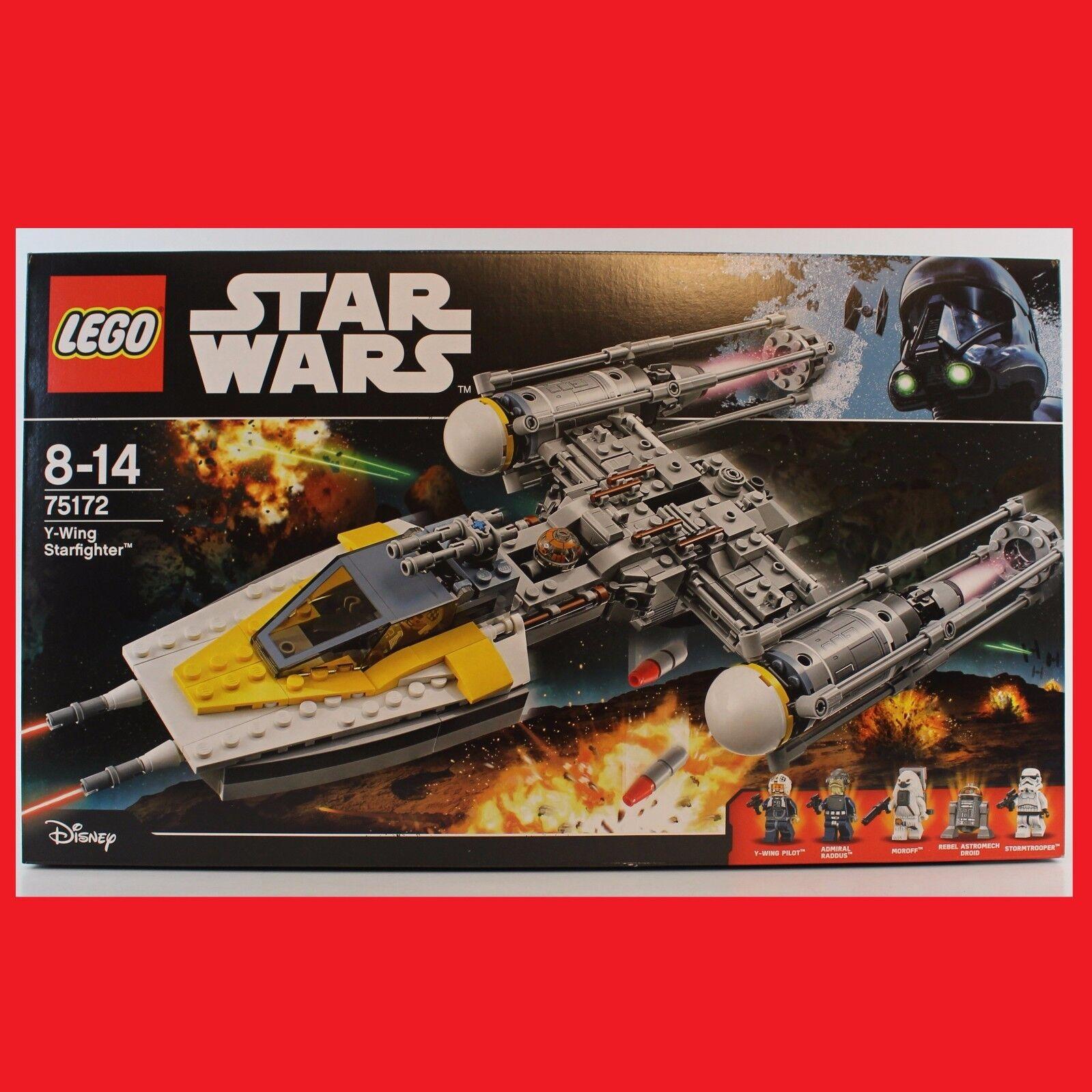 LEGO Star Wars Y-Wing Starfighter 75172 NEU ungeöffnet OVP