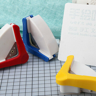 R5mm Rounder Round Corner Trim  Paper Punch Card Photo Cartons Cutter Tool BBUS