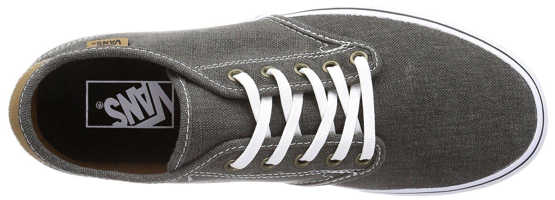 VANS Skateboarding Schuhes CAMDEN Lace Up Washed Grau Größes: Größes: Grau UK 6 - 12 41ced2