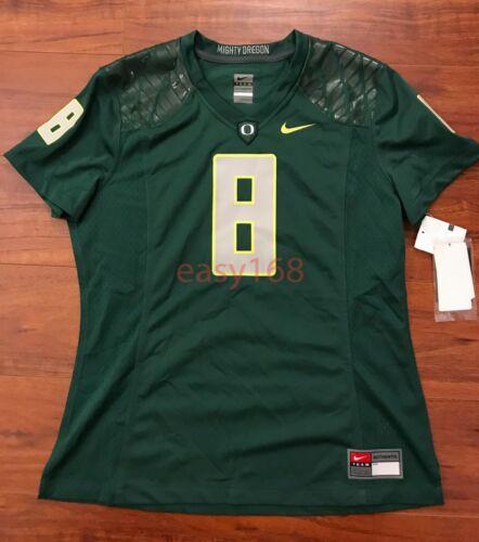 Sz Green Nike Xxl Oregon Jersey Wmns Nuevo F Ducks P0zwqxtwg
