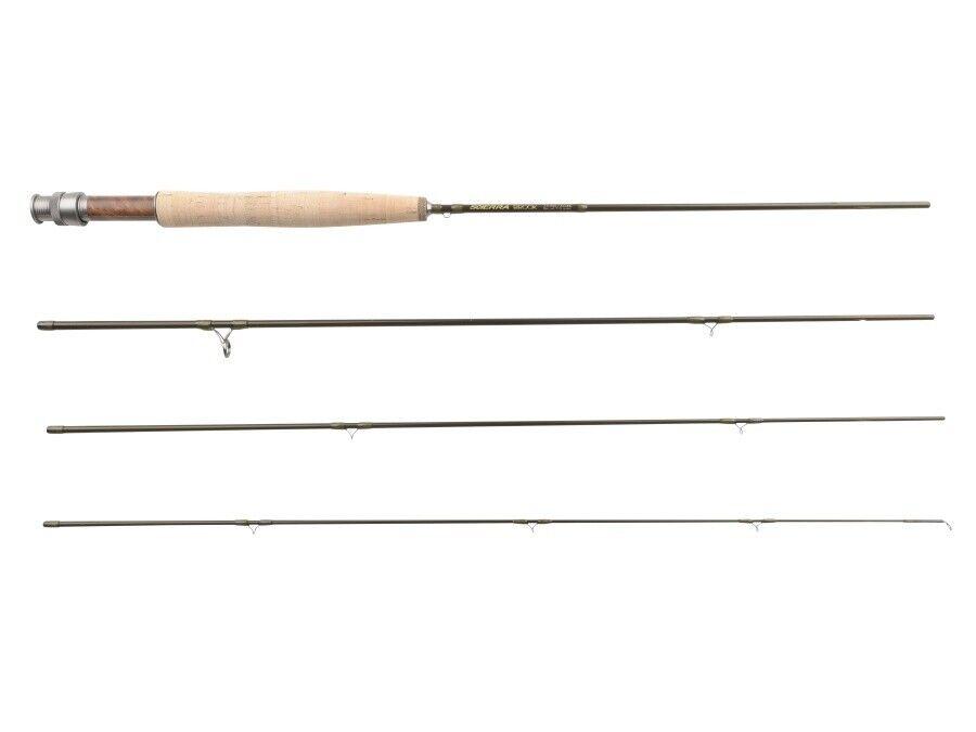 Scierra Brook / 4 sections / AFTM:  2 -  6 / Fly rod /Caña con mosca