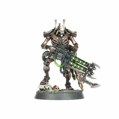 Maintenant DISPATCHING-Warhammer 40K indomitus Necrons Royal gardien neuf de la marque sur carotte