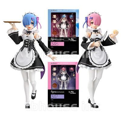 ZERO Commencer la vie dans un autre monde Rem Figurines collection Anime Re