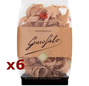 PASTA-GAROFALO-PAPPARDELLE-DI-GRANO-DURO-INTEGRALE-FONTE-DI-FIBRE-6-PEZZI-3-0kg