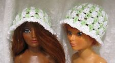 Tiffany Taylor & Magic Hair Crissy Doll Clothes HAT #08 Crochet Beanie CAP