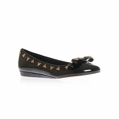 LOLA CARVELA KURT GEIGER SYNTHETIC BLACK WOMENS LADIES SHOE