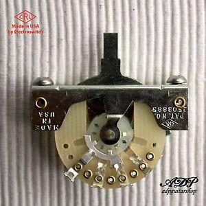 Selecteur-pour-Telecaster-CRL-USA-3-way-Switch-Tele-No-tip