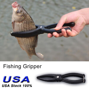 Outdoor-Portable-ABS-Plastic-Fishing-Pliers-Tackle-Fish-Lip-Gripper-Grabber-Tool