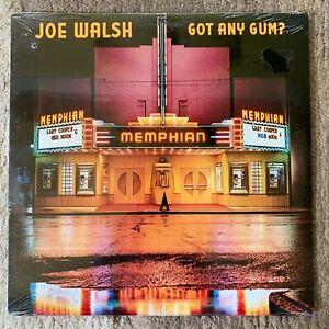 Joe Walsh - Got Any Gum? - Sealed MINT OG 1987 Warner vinyl LP - Jimi Jamison