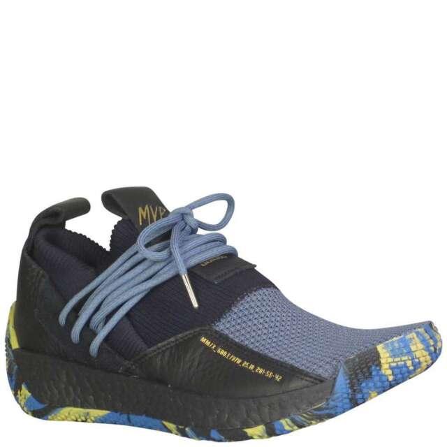 9d847e39aee6 adidas Men s James Harden Volume Vol. 2 LS MVP Blue Basketball Shoes ...