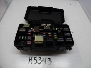 Details about 01 02 03 04 05 CIVIC EL FUSEBOX FUSE BOX RELAY UNIT MODULE on