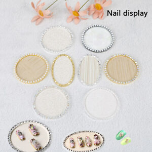 Alloy-False-Nail-Art-Plate-Tips-Display-Stand-Rack-Board-Display-Manicure-ToolTS