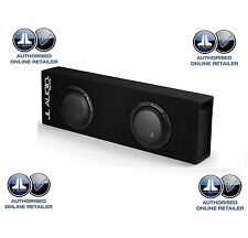 Jl Audio cp208lg-w3v3 Twin 8 pulgadas SUBWOOFERS en Custom Jl Audio Caja 500 W