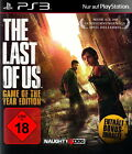 The Last Of Us -- Game of the Year Edition (Sony PlayStation 3, 2014, DVD-Box)