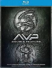 Alien vs. Predator/Alien vs. Predator: Requiem (Blu-ray Disc, 2014, 2-Disc Set)
