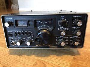 Yaesu Ft 301 Hf Transceiver For Ham Radio Ebay