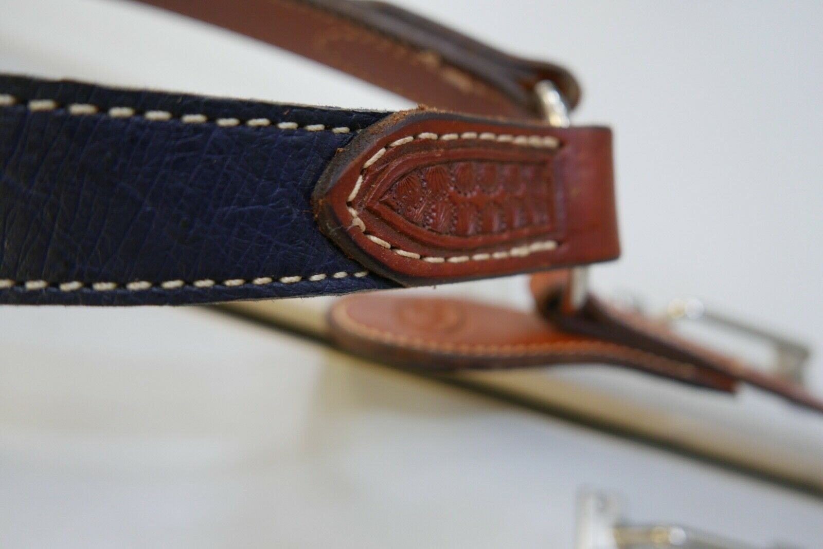Cactus  Saddlery Breast Collar 10109 1  BC FULL OSTRICH  wholesale price