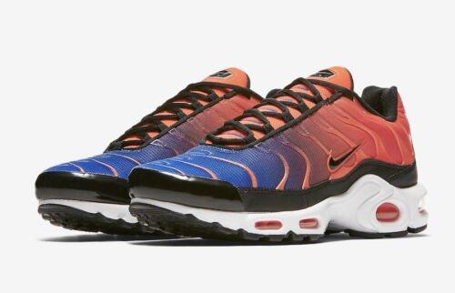 9 44 Orange 5 pour 800 Air Max Eur Nike homme Chaussures de Tn Taille 852630 5 bleu Plus Uk sport qBOpF