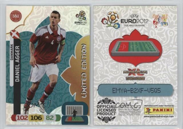 1 Starter Panini UEFA Euro 2020 Adrenalyn XL 5 Booster 40 Cards