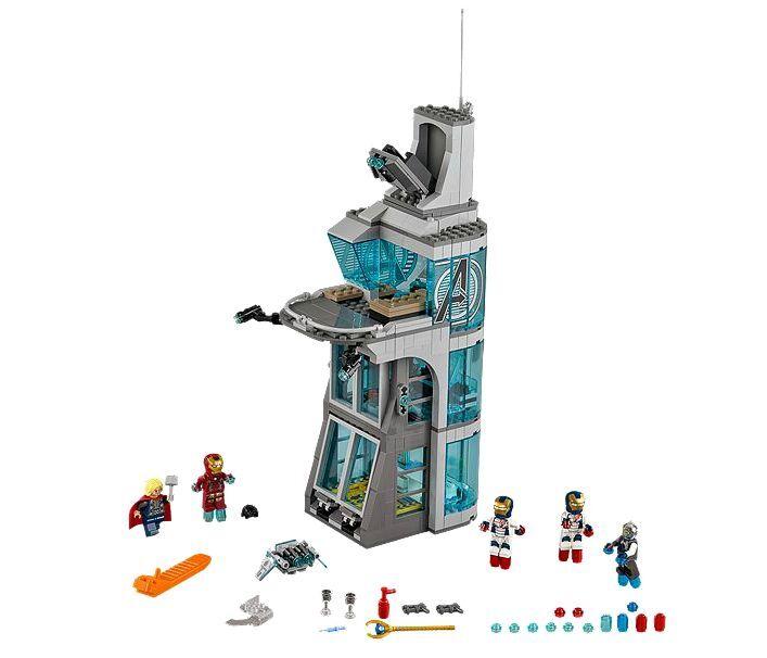 LEGO® Marvel Marvel Marvel Super Heroes 76038 Attack on Avengers Tower NEU OVP NEW MISB  NRFB 077a32