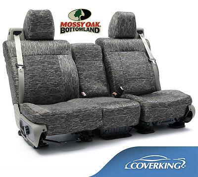 New Full Printed Mossy Oak Bottomland Camo Camouflage Seat