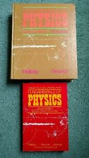 Fundamentals of Physics by David Halliday and Robert E. Resnick, 2nd Edition