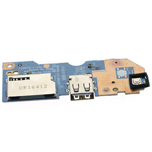 NEW-POWER-Button-USB-IO-Board-For-DELL-inspiron-15-7460-7560-Laptop-LS-D823P