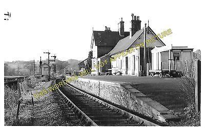 Cambrian Rly Bryngwyn and Llanymnech Line Llanfyllin Railway Station Photo 3