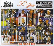 Koos Alberts : 30 jaar ... Die mooie tijd (2 CD)