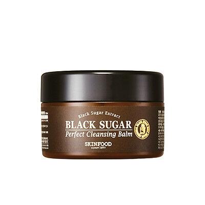 SKINFOOD  Black Sugar Perfect Cleansing Balm 100ml (New)   -Korea Cosmetics