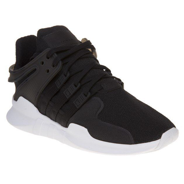caa341c489c5aa Kids s adidas Originals EQT Support ADV J Lace-up Trainers in Black UK 4    EU 36 2 3 for sale online