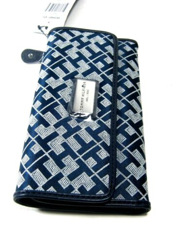 Tommy Hilfiger Women/'s Flap Wallet Clutch Multiple Color New NWT